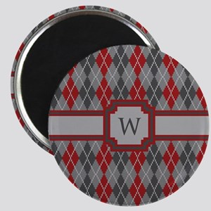 Ashes and Embers Argyle Magnet