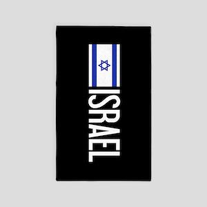 Israel: Israeli Flag & Israel Area Rug