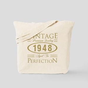 Vintage 1948 Premium Tote Bag