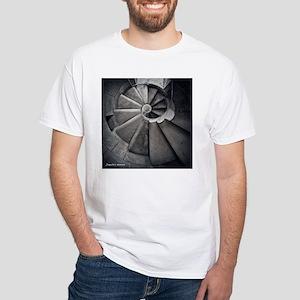 Sagrada's staircaise T-Shirt