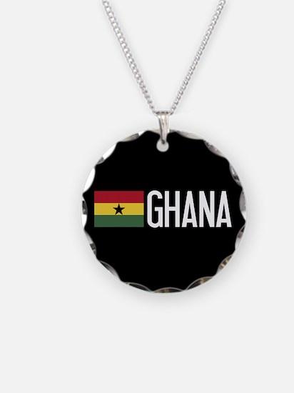 Ghana: Ghanaian Flag & Ghana Necklace