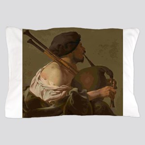 Bagpipes Pillow Case