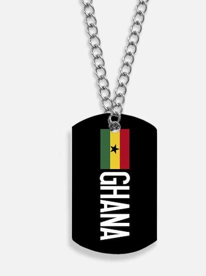 Ghana: Ghanaian Flag & Ghana Dog Tags