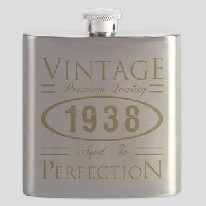 Vintage 1938 Premium Flask