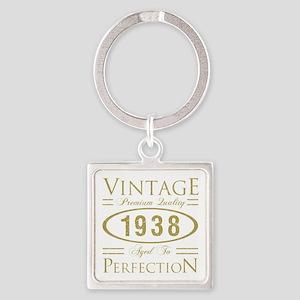 Vintage 1938 Premium Keychains