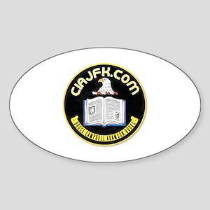 Very 1st Barrymore Oval Sticker