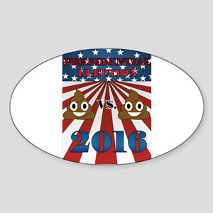 Election 2016 Sticker