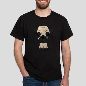 Cute Pug Puppy T-Shirt