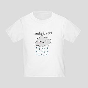 I Make It Rain Cute Storm Cloud T-Shirt