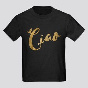 Golden Look Ciao T-Shirt