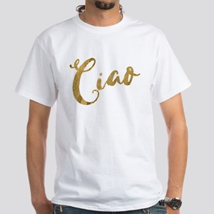 Golden Look Ciao T-Shirt