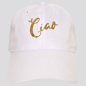 Golden Look Ciao Baseball Cap