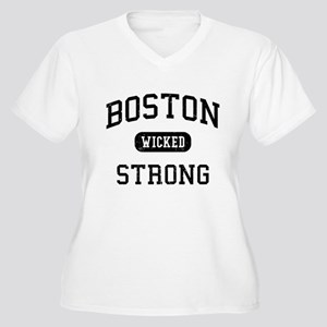 Boston Wicked Strong Plus Size T-Shirt