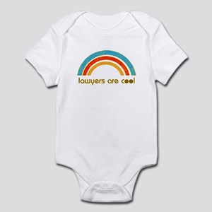 Lawyers Are Cool Infant Bodysuit