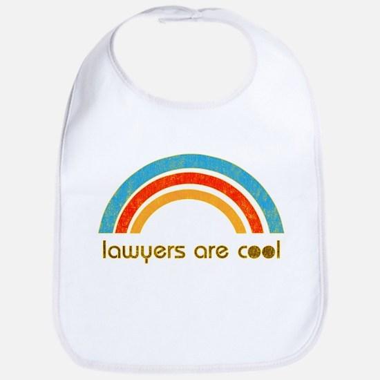 Lawyers Are Cool Bib
