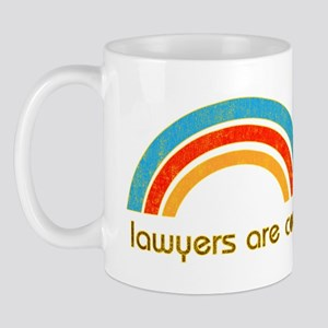 Lawyers Are Cool Mug