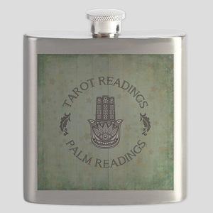 TAROT READINGS Flask