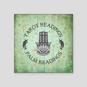 TAROT READINGS Sticker