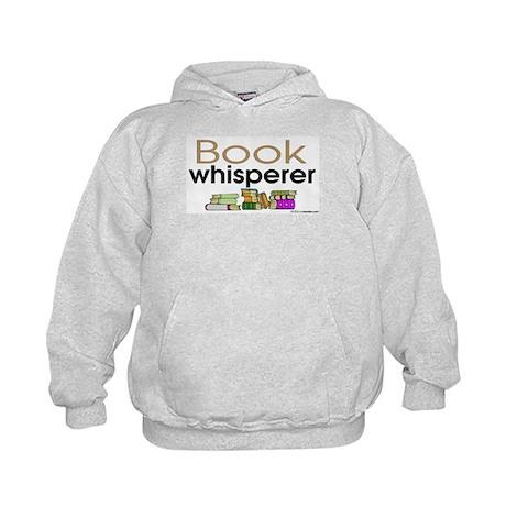 Book Whisperer Kids Hoodie