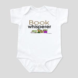 Book Whisperer Infant Bodysuit