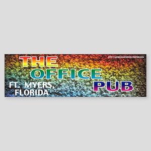 The Office Pub Bumper Sticker