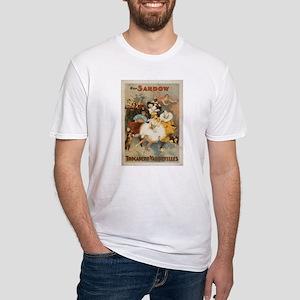 Sandow Trocadero Vaudevilles - Vintage Poster T-Sh