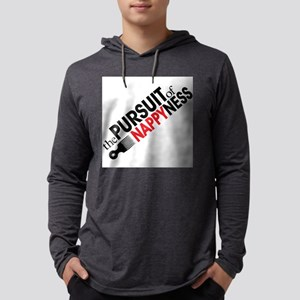 Pursuit of Nappyness Long Sleeve T-Shirt