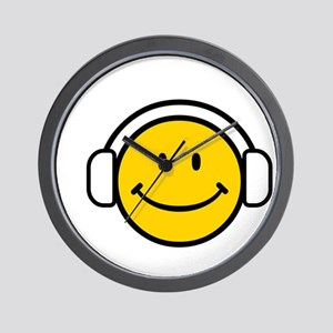 SMILE GROOVE Wall Clock