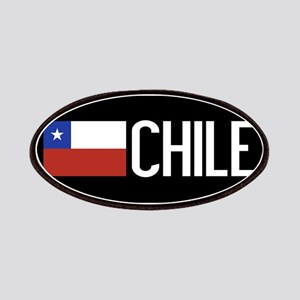 Chile: Chilean Flag & Chile Patch