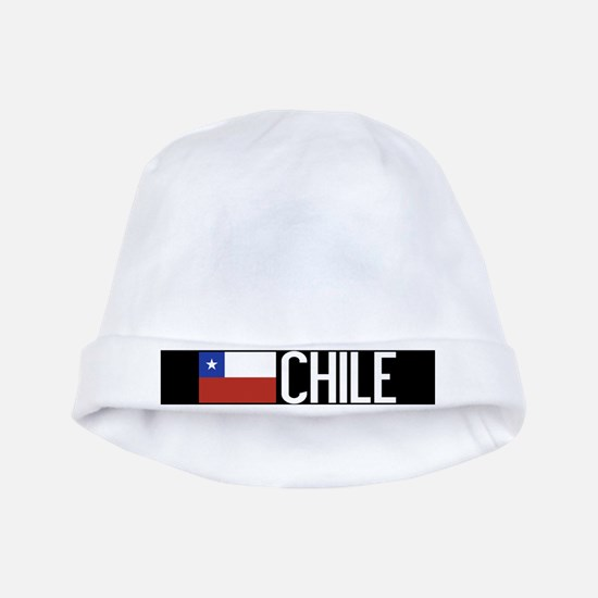 Chile: Chilean Flag & Chile baby hat