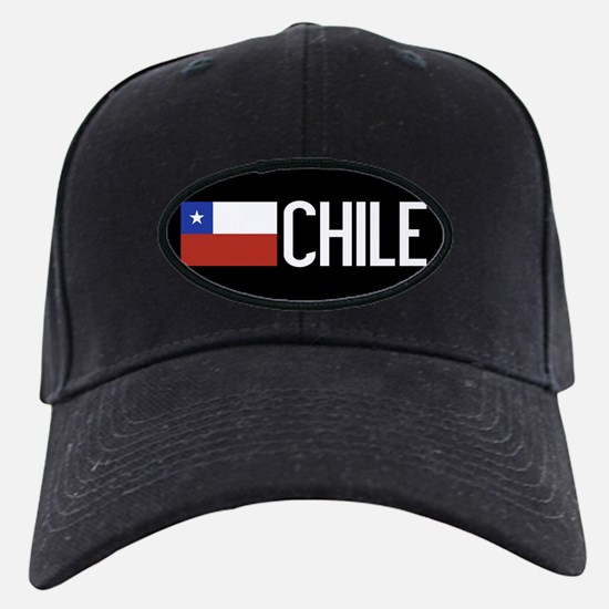Chile: Chilean Flag & Chile Baseball Hat
