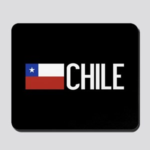 Chile: Chilean Flag & Chile Mousepad