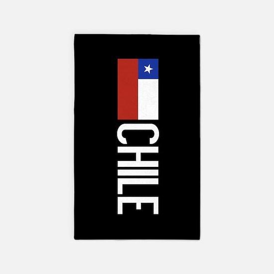 Chile: Chilean Flag & Chile Area Rug