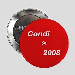 Condi for President-2 Button