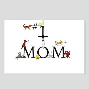 Best Dog Mom Postcards (Package of 8)