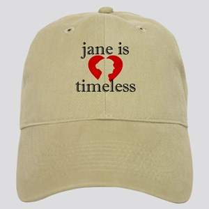 Jane is Timeless - Silhouette Cap