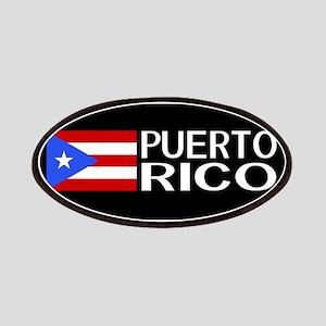 Puerto Rico: Puerto Rican Flag & Puerto Rico Patch