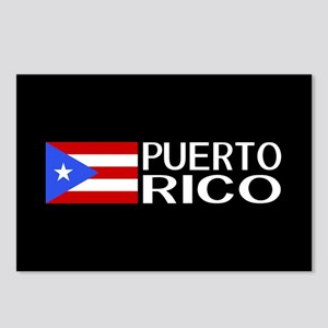 Puerto Rico: Puerto Rican Postcards (Package of 8)