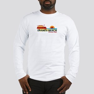 Encinitas - California. Long Sleeve T-Shirt