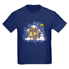 Christmas Cottage T