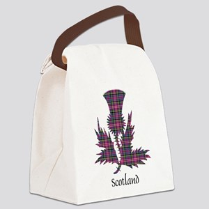 Thistle - Scotland Canvas Lunch Bag