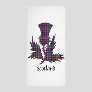 Thistle - Scotland Beach Towel