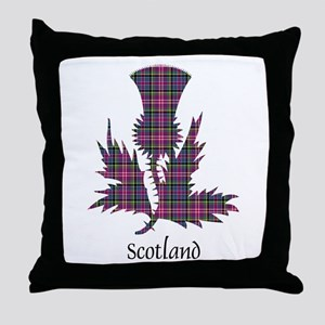 Thistle - Scotland Throw Pillow