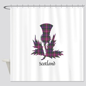 Thistle - Scotland Shower Curtain