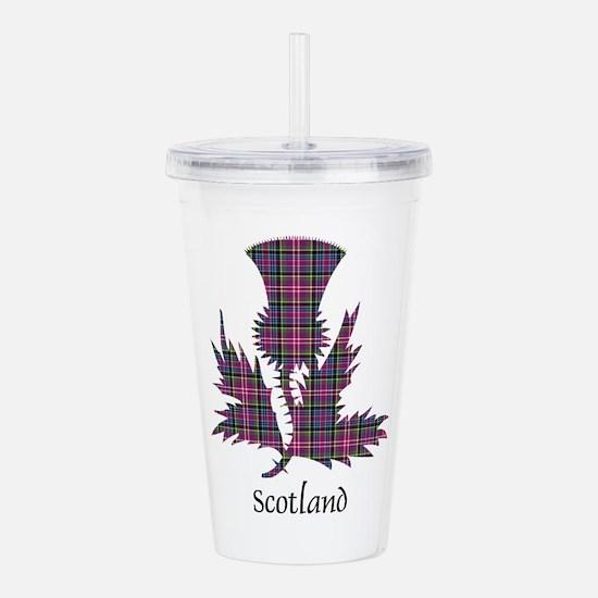 Thistle - Scotland Acrylic Double-wall Tumbler
