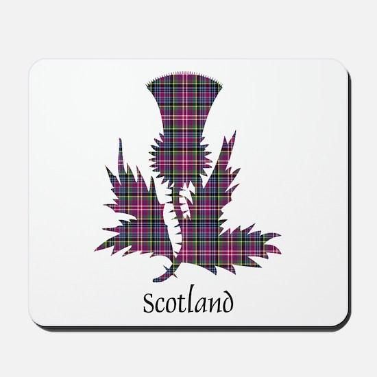 Thistle - Scotland Mousepad