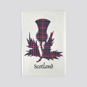 Thistle - Scotland Rectangle Magnet
