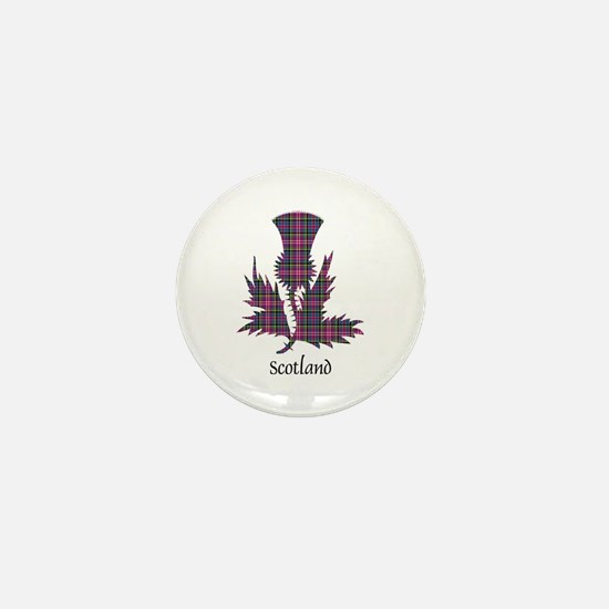 Thistle - Scotland Mini Button