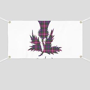 Thistle - Scotland Banner