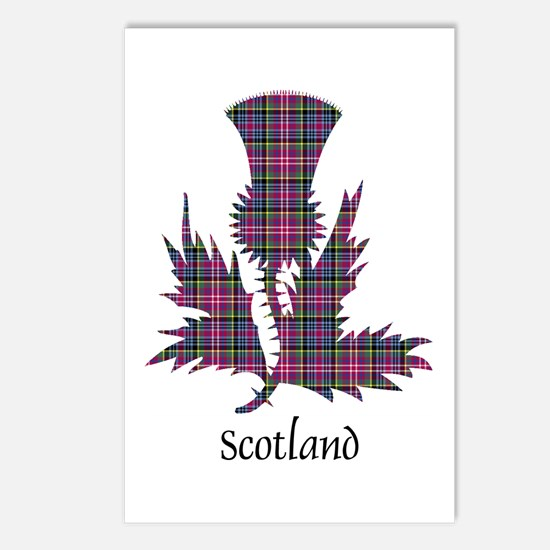 Thistle - Scotland Postcards (Package of 8)
